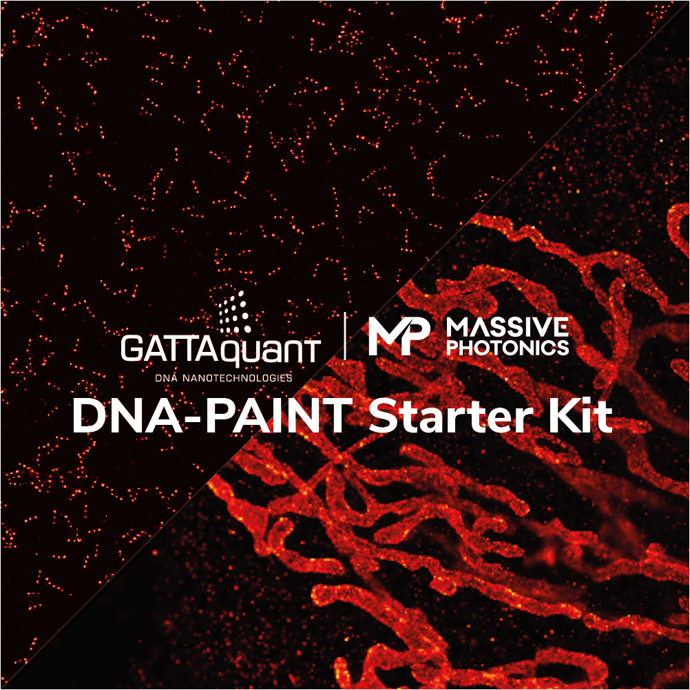 DNA-PAINTスターターキット
